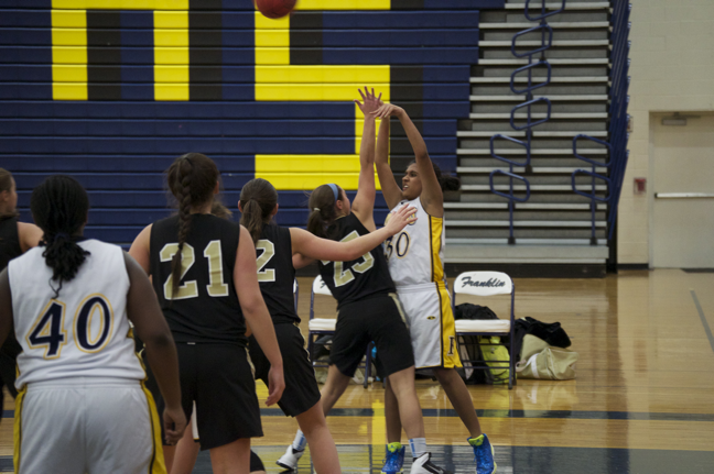FHS Sports (Photo Gallery): Girls' JV Basketball Falls To