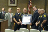 Township Police Department Recognized As Among 'Elite' Departments