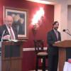 Smith, Levine Face Off in First Senatorial Debate