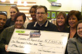 FTHS 'Project Graduation' Committee Wins $1,000 in Let's Yo Texting Contest