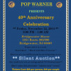 40th Anniversary Celebration, Cheerleader Fundraiser Set by Franklin Township Pop Warner