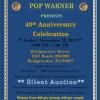 40th Anniversary Celebration, Cheerleader Fundraiser Set by Franklin Township Pop Warner