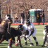 Photos & Video: Warriors Fall to Piscataway in Thanksgiving Day Game