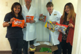 Advanced Dental Arts Buys Back More Than 50 Pounds of Candy, Sends to Troops Overseas