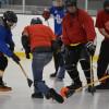 When Ice Hockey Isn't Ice Hockey, It's Probably Broomball
