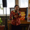 Quail Brook Senior Center Celebrates Chinese New Year With Food, Singing, Crafts
