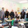 Dignitaries Tour Thomas Edison EnergySmart Charter School