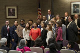 FHS Girls' Basketball Team Honored By Township Council