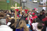 FR&A Pictorial: Franklin Christians Observe Good Friday, Prepare For Easter Weekend