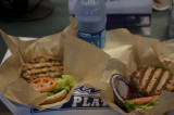 Somerset Patriots, Horizon Blue Cross/Blue Shield, Debut 'Healthy Plate' Concession Stand
