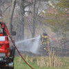 FR&A Pictorial: Brush Fire In Middlebush Park