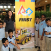 Edison Charter School 3rd Graders Compete In Robotics Competition