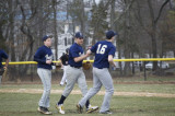 FHS Sports: Freshman Baseball Team Loses Big, Wins Big