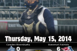 Patriots Shutout Riversharks 6-0