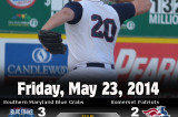Blue Crabs Edge Patriots 3-2