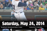 Patriots Outlast Blue Crabs 2-1 In 13 Innings