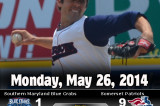 Patriots Crush Blue Crabs 9-1