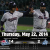 Patriots Power Through Riversharks 14-2