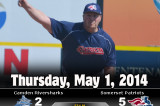 Patriots Sweep Double Header And Series