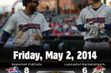 Patriots Prevail Over Barnstormers In 11 Innings