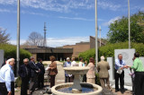 National Day Of Prayer Observed At Township Veterans Memorial