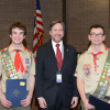 Two Township Boy Scouts Earn Eagle Rank
