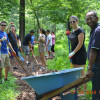 Catalent Pharma Volunteers Spruce Up Park