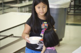 FR&A Pictorial: Franklin Park School Welcomes New Year With Ice Cream