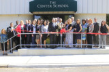 The Center School Cuts Ribbon At New Facility