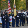 FR&A Pictorial: Veterans' Day Observance At Veterans' Memorial