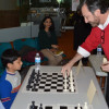 Mayor Levine Takes On Kids – In Chess