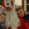 FR&A Pictorial: Santa Claus Visits Millstone Valley Fire Department