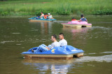 Colonial Park Putting Course & Paddle Boats Open Saturday