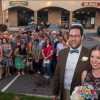 Love Among The Coffee Beans: Couple Weds At Starbucks