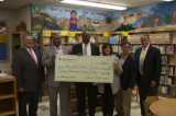 Investors Bank Donates $15K For MacAfee Road School Playground