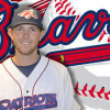 Somerset Patriots Pitcher Connor Little Signed By Atlanta Braves