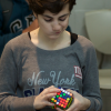 FHS Red Cross Club Hosts Second Rubic's Cube Competition To Raise Money