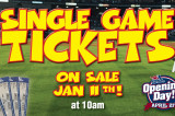Somerset Patriots 2016 Single Game Tickets Now On Sale