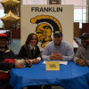 FHS Football Warrior Brandon Harrison Commits To Pace On National Signing Day