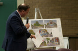 Planners Hear Proposal For Retail, Residential Project On Hamilton Street