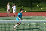 Colonial Park Tennis Courts to Open April 2