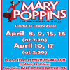'Mary Poppins' Flying In As FHS Spring Musical