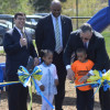 New MacAfee Road School Pre-K And K Playground Formally Opened