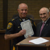 Police Chief Honored For Efforts In Diversifying Police Department