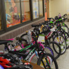 Franklin Middle School Students Win Mountain Bikes For Staying Positive