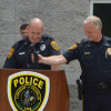 Photos & Audio: Retiring FTPD Lt. Russo Takes Final Walkout From Police HQ