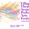 Villagers' Senior Performing Arts Festival Set, Yellow Brick Road Campaign Fundraiser