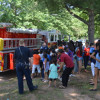 Kids Learn Fire Safety Tips Through Books In The Park Program