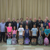 Assemblyman Danielsen Brings Backpack Giveaway To Hillcrest School