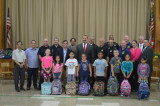 Preparations Underway For Danielsen's Annual Backpack And School Supply Drive